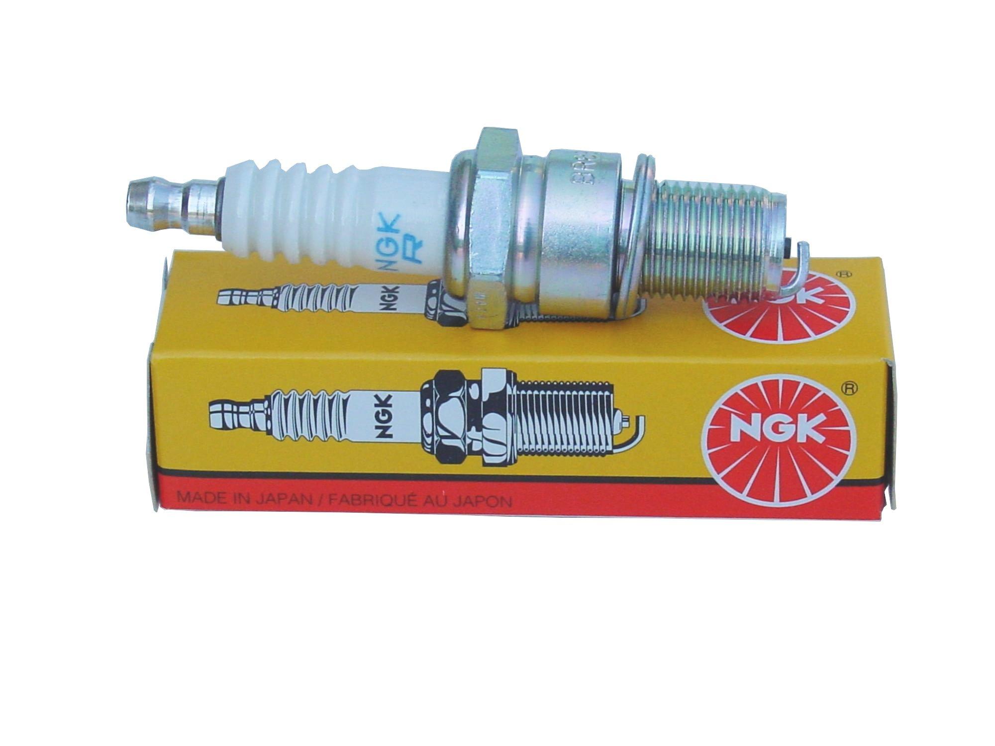 NGK Spark Plugs, B7HS-10, Standard, SAE - Bolt unscrewable